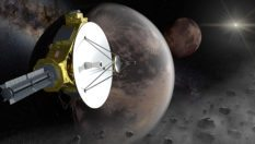 This Nasa mission to Pluto seeks to reach the horizon of our solar system, and beyond
